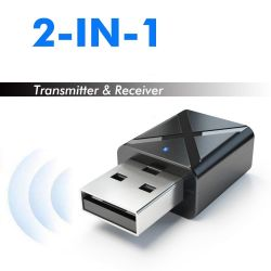 Bluetooth receiver / transmitter for car / TV / audio systems WB281