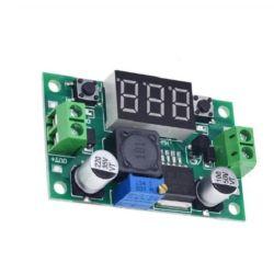 Regolatore di tensione Step Down DC/DC LM2596 con display da 4-40V a 1.25-30V WB463