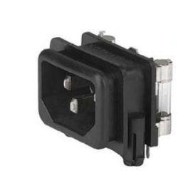 Power plug with fuse C1070