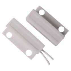 Contatto magnetico esterno in ABS - Bianco Z553