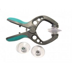 Pliers with suction cups for disassembling smartphone display N518