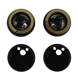 50W tweeter pair with stand SP850