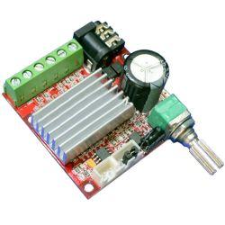 Amplificatore audio 15W+15W - 10-18V DC - PCB BOARD LCDN210 10820