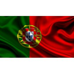 Portugal State and Military Flag 135x80cm FLAG040