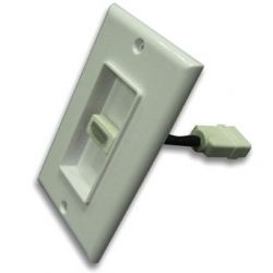 503 Wall Plate with HDMI Cable Q982