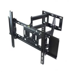 Wall bracket for 32-70 '' full-motion LCD LED TV with double arm STAND100