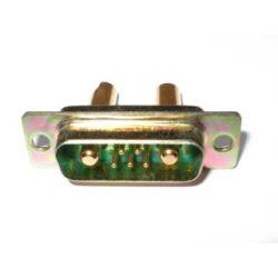 Connettore maschio pannello 5+2 poli 70640