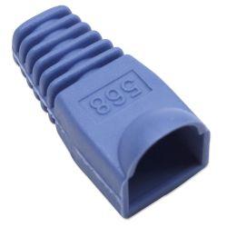 Copriconnettore per Plug RJ45 6.2mm Blu F1089