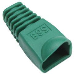 Copriconnettore per Plug RJ45 6.2mm Verde 08619