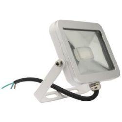 Lampada LED 10W - luce calda - Slim - I-Spot - col. Nero A4030