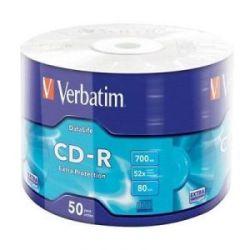 Verbatim - Package 50 CD-R 700MB 80min L315
