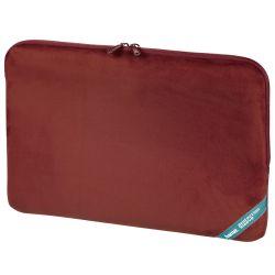 "HAMA - 15.6 ""Notebook Case"" VELOR ""- red K260"