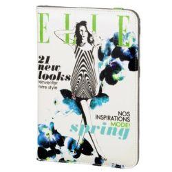 "ELLE - Universal case ""Spring feeling"" portfolio for 10 ""tablets K370"