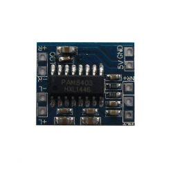 Mini Amplificatore audio 3W+3W - 2.5-5V 10885