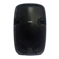 Cassa acustica amplificata 200W max con batteria - bluetooth - SD/USB - radio KP-108