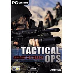 PC video game - Tactical Ops: Assault on Terror DVD350
