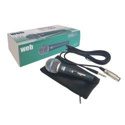 Microfono vocale dinamico supercardioide - BETA58A MIC018