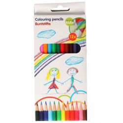 Matite colorate Topwrite Kids - Confezione 12 pezzi ED376 Topwrite