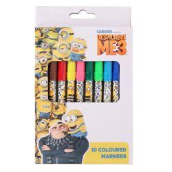 Pennarelli Disney Minions - Confezione 10 pezzi ED446 Disney