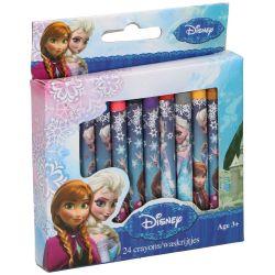 Pastelli Disney Frozen - Confezione 24 pezzi ED448 Disney