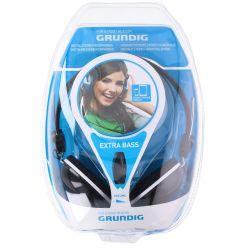 Grundig stereo headphones - Various colors ED460