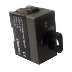 Modulo di comando a jack 230V 2A - Interruttore bipolare EL070 Siemens