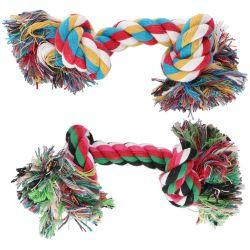 Dog rope game 20cm Pet Toys ED832