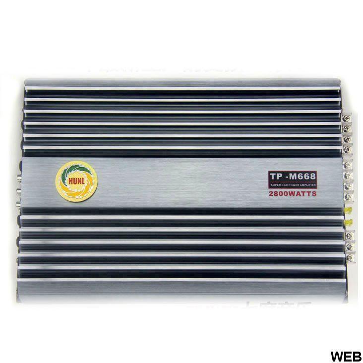 CS-4P608 400W car amplifier SP170