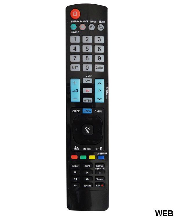 Replacement Smart Remote Control for LG TV Smart TV K502