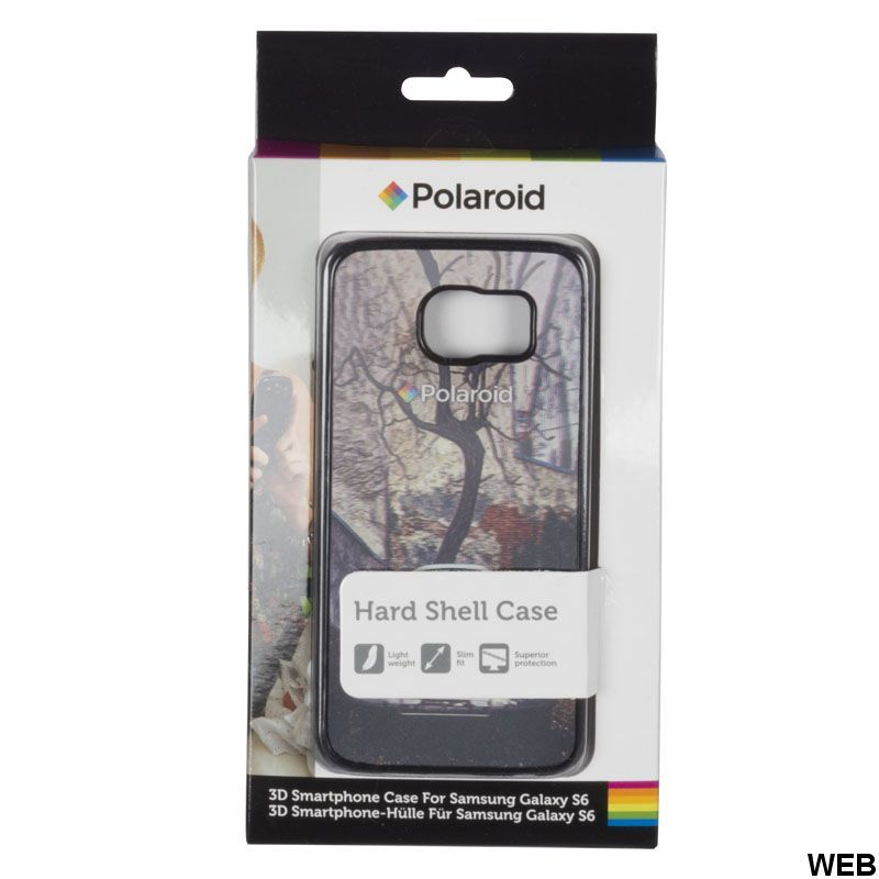 Beetle 3D back cover for Samsung Galaxy S6 Polaroid MOB001 Polaroid