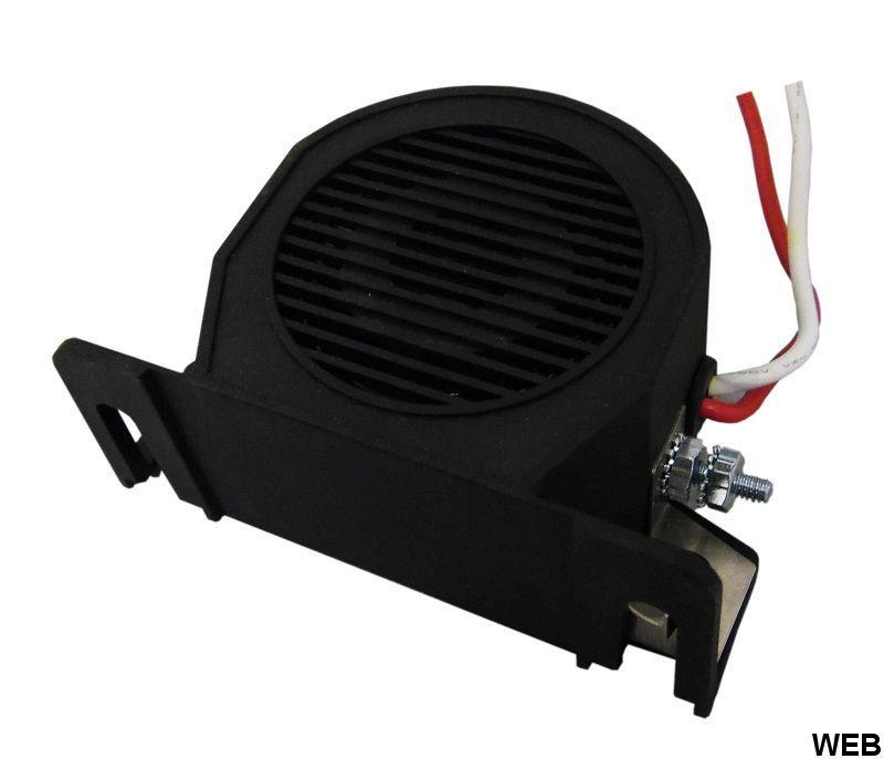 12-24VDC 93dB siren - 2 tones Z325