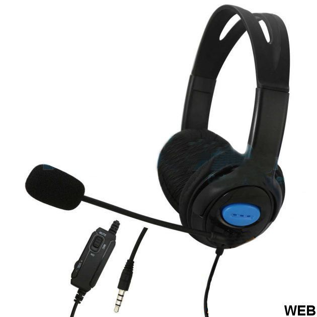 Gaming headset with microphone K465