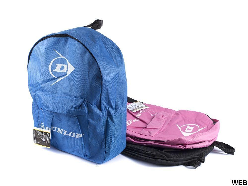 Dunlop 42x31x14cm backpack - Various colors ED1270 Dunlop