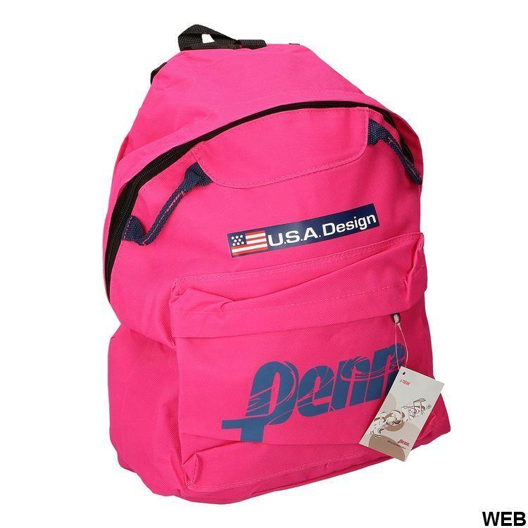 X-TREME Usa Design Backpack 34x14x42cm Penn - Various colors ED926 Penn
