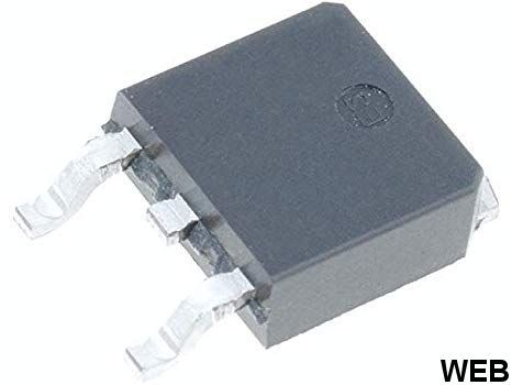 Integrated LD1117DT25 NOS100221