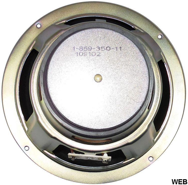 165mm woofer 4 Ohm 60W W217