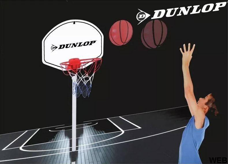 Dunlop children's basketball set ED5280 Dunlop