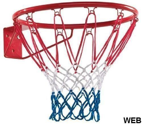 Dunlop 45cm diameter basketball hoop ED5338 Dunlop