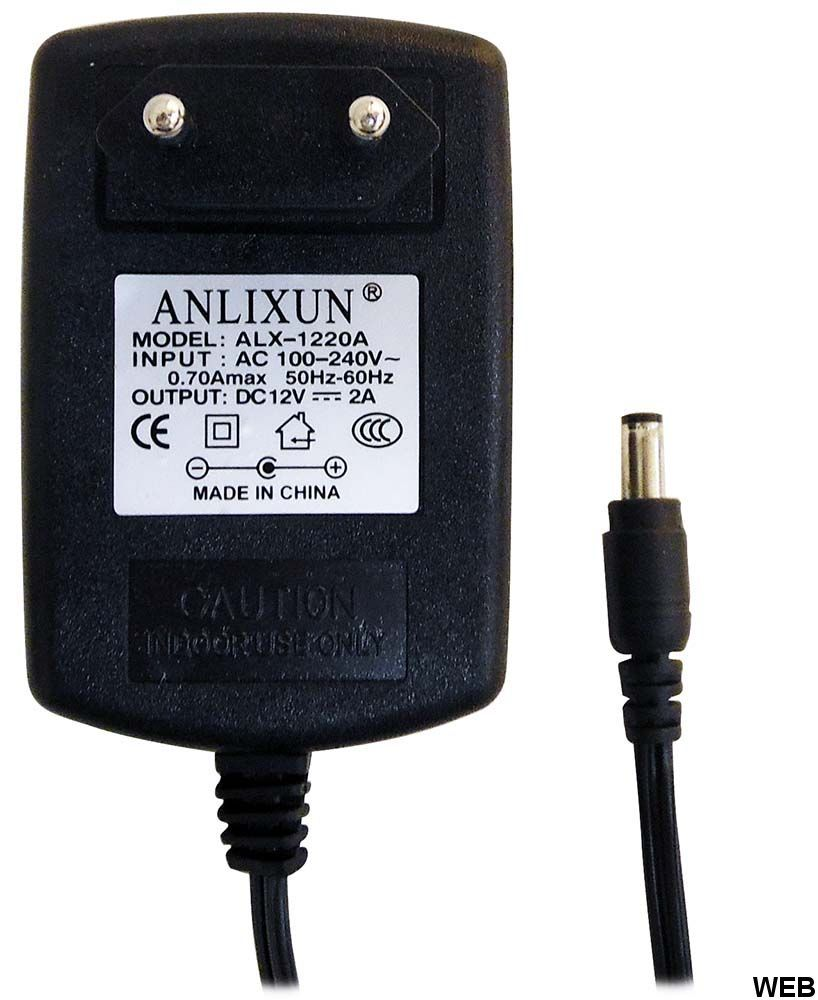 Switching power supply 12V / 2A T220