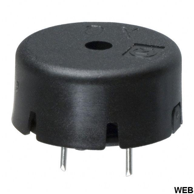 Piezo electric buzzer 25V 5.5nF G2818
