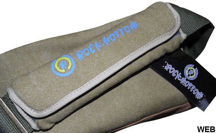 Borsa a tracolla per fotocamera reflex e accessori - Rock Bottom MOB1250 Rock Bottom