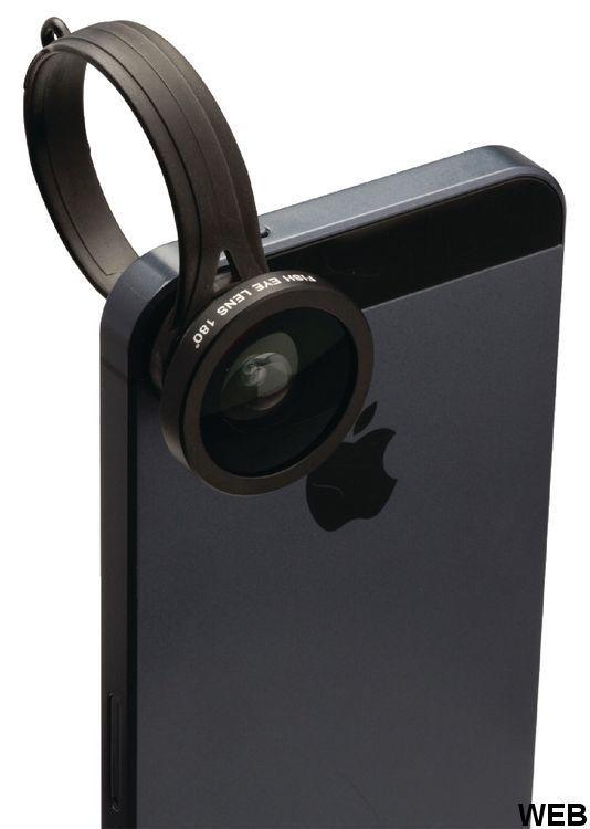 Mobile Macro / Wide Angle / Fish Eye Lens CL-ML30MWF Camlink