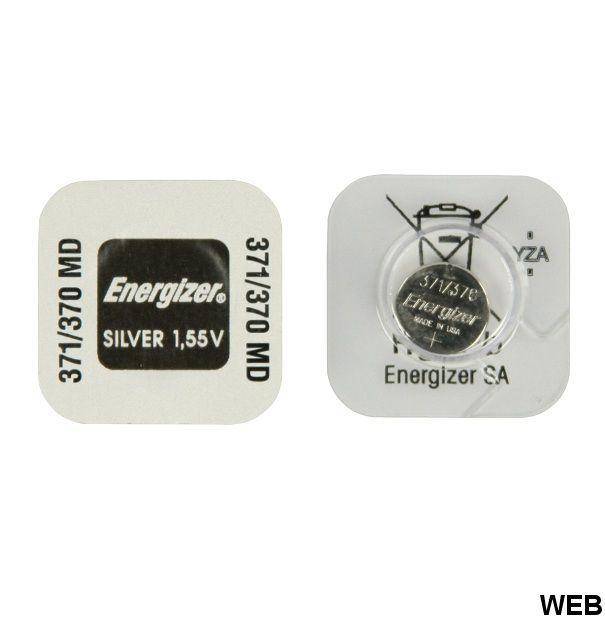 Silver-Oxide SR69 Battery 1.55 V 35 mAh 1-Pack EN371/370P1 Energizer