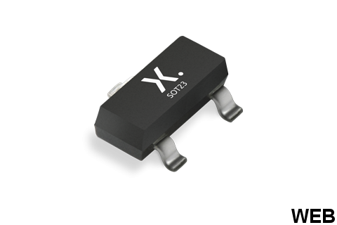Zener diode BZX84-C3V9 - 3.9V 250mW - pack of 25 pieces NOS150079