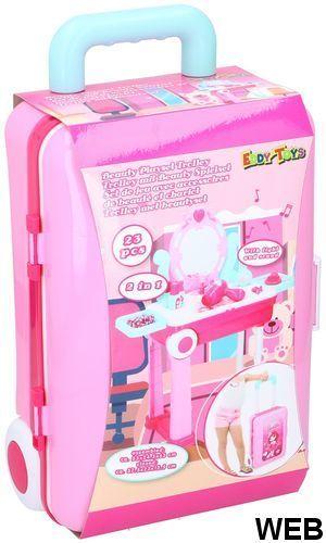 Eddy Toys beauty toy trolley ED4198 Eddy Toys