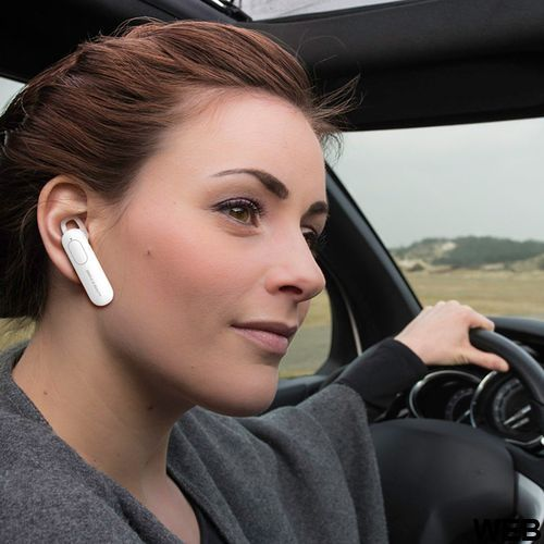 Bluetooth headset XO BE4 white MOB194 Xo