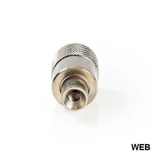 PL259 connector |Male |For RG58 Metal Coaxial Cables ND1210 Nedis