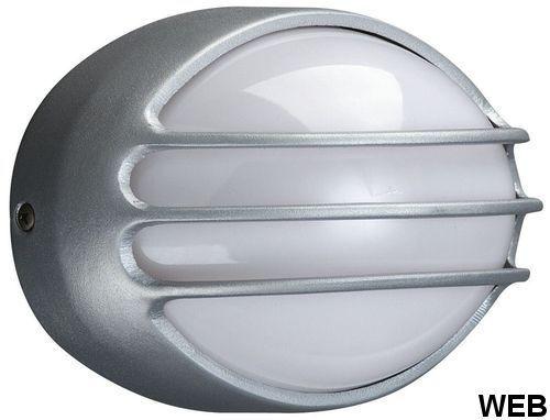 Cleveland 17090/87/10 E27 40W gray metal wall lamp Massive ED259 MASSIVE