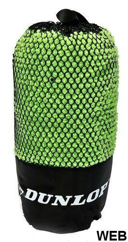 Dunlop 80x40cm microfibre sports fitness towel in various colors ED4260 Dunlop