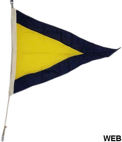 First Signal Booster Flag 60x75cm FLAG226
